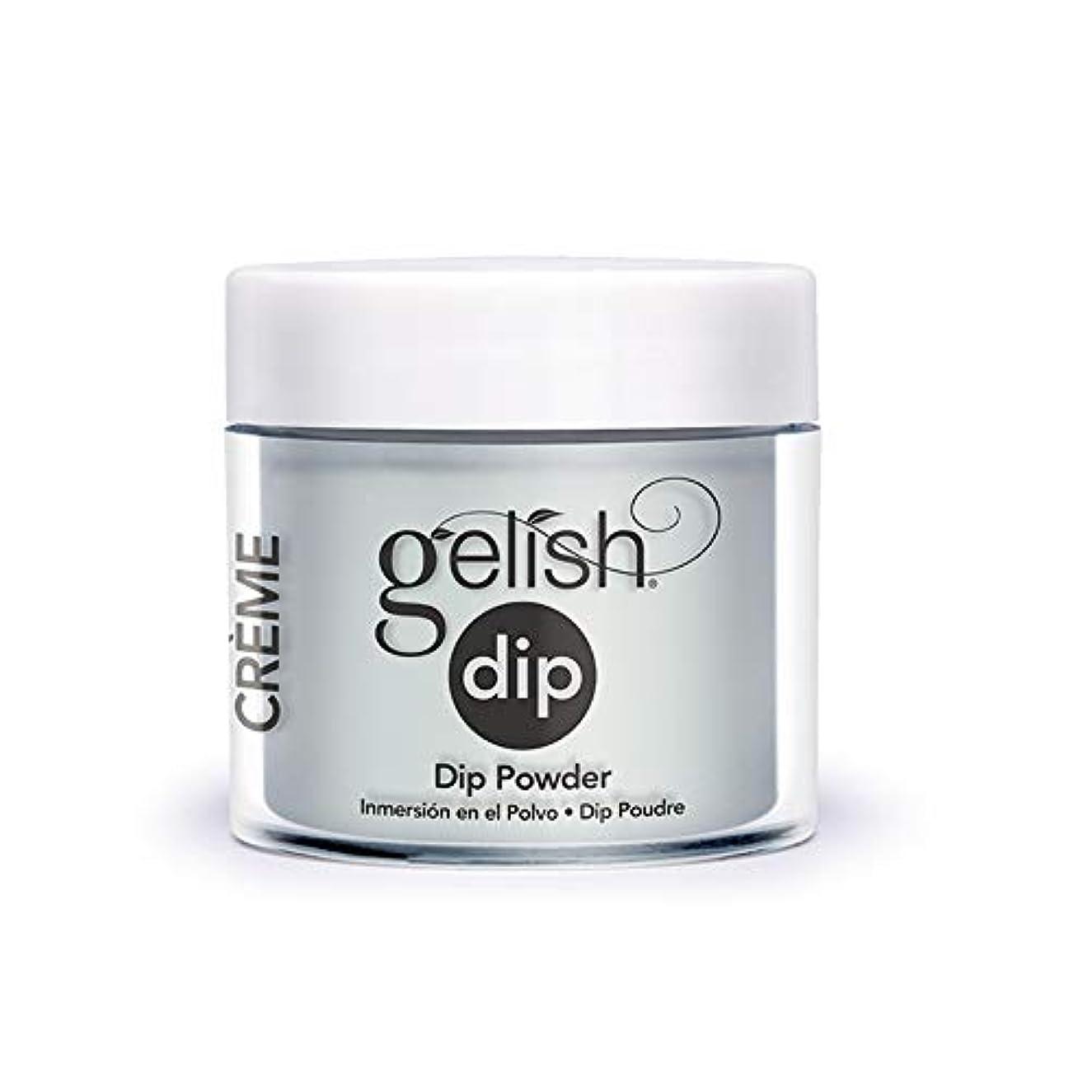 有料スカープ収容するHarmony Gelish - Acrylic Dip Powder - Sea Foam - 23g / 0.8oz