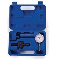 Central Tools CE3D101 Dial 0 To 1 Indicator Set With Mag Base by Central
