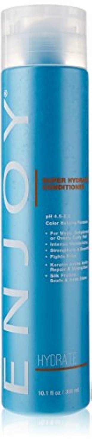 シネマ消毒剤誘惑Enjoy スーパー水和物コンディショナー、 10.1液量オンス