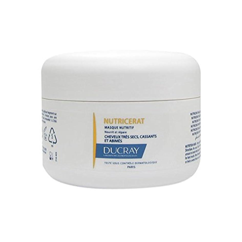 国民タンク圧倒するDucray Nutricerat Nutrition Mask 150ml [並行輸入品]