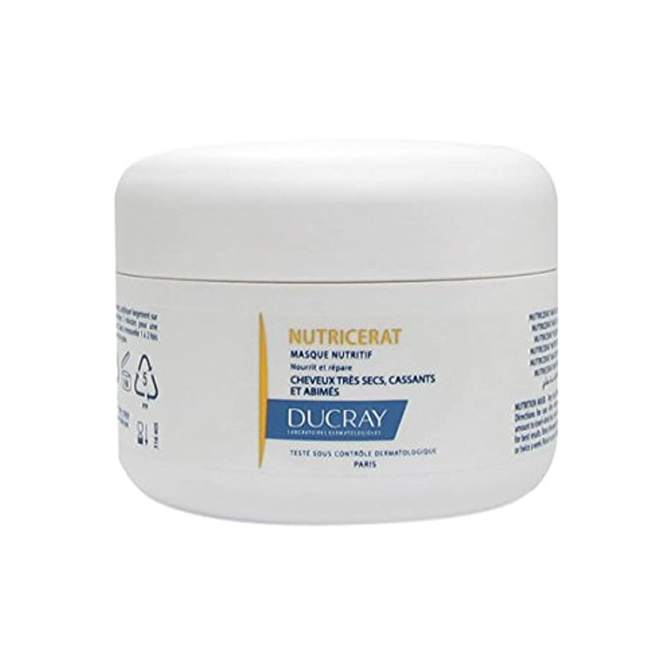 一口物足りないに頼るDucray Nutricerat Nutrition Mask 150ml [並行輸入品]
