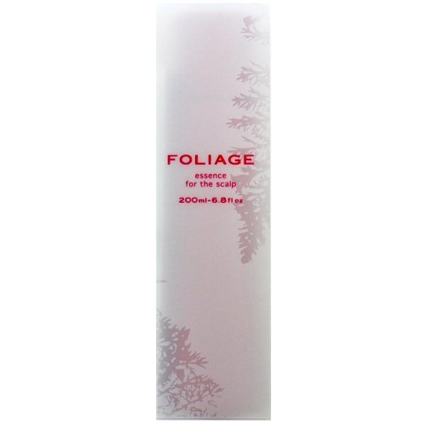 キャンセルブランデー冷淡な中野製薬 フォリッジ スキャルプエッセンス 200ml