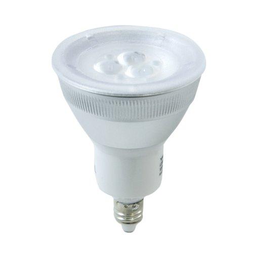 ヤザワ ハロゲン形LEDランプ 中角 電球色 230lm・電球色