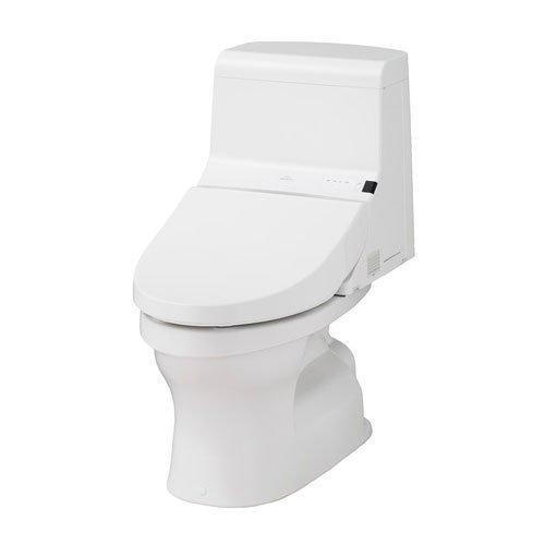 TOTO トイレ ウォシュレット 一体形便器 HV ホワイト 手洗なし 床排水 リモデル CES968M#NW1 (TCF968+CS843BM) 節水型トイレ