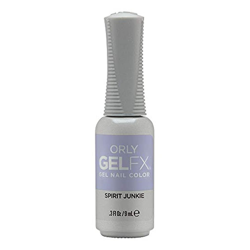 しおれた壁社員ORLY Gel FX - Radical Optimism 2019 Collection - Spirit Junkie - 0.3 oz / 9 mL