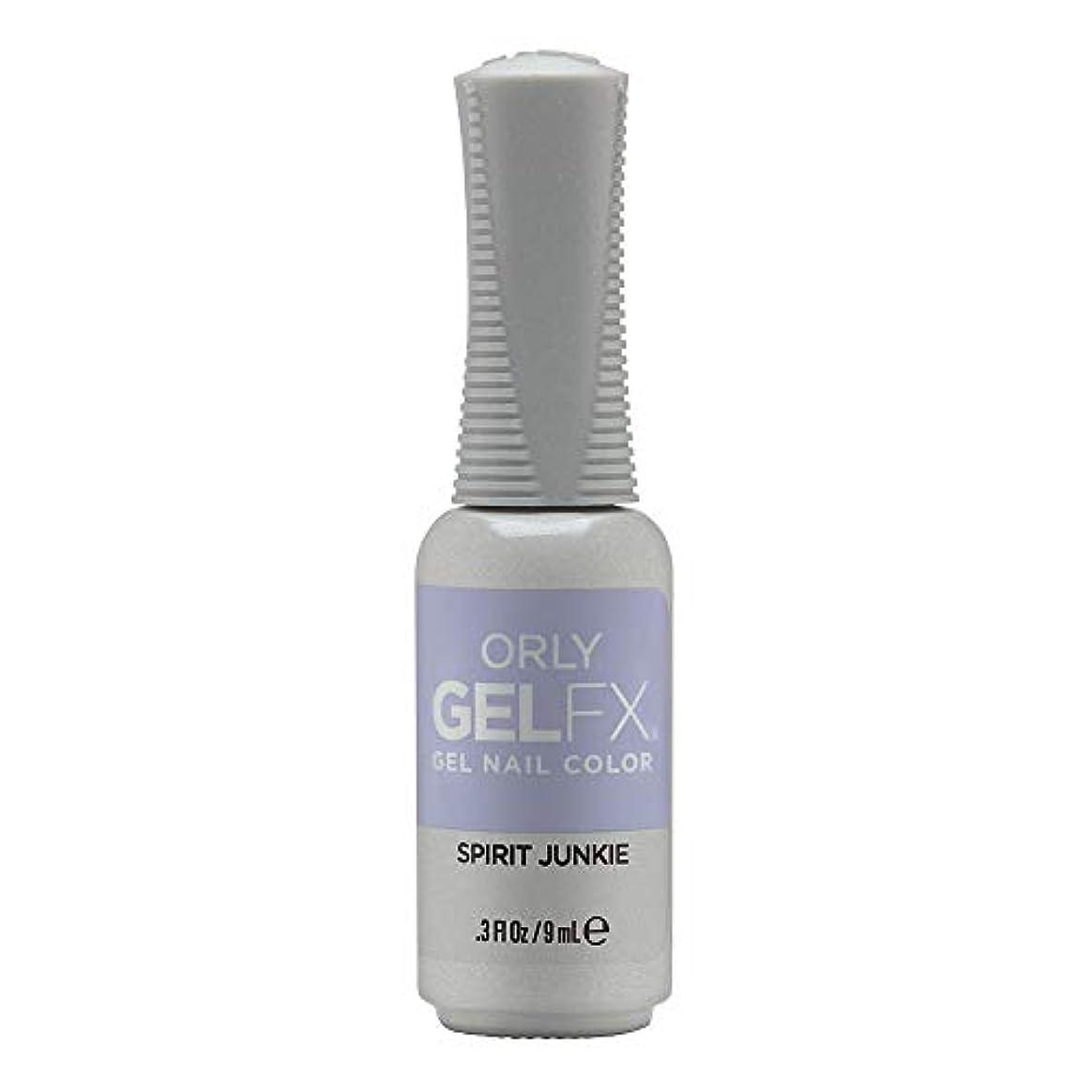 同盟裁量小麦粉ORLY Gel FX - Radical Optimism 2019 Collection - Spirit Junkie - 0.3 oz / 9 mL