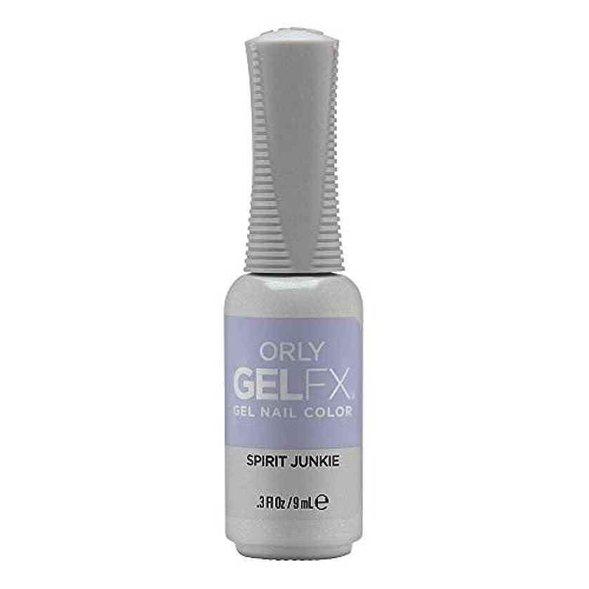 窒息させる飼料望みORLY Gel FX - Radical Optimism 2019 Collection - Spirit Junkie - 0.3 oz / 9 mL