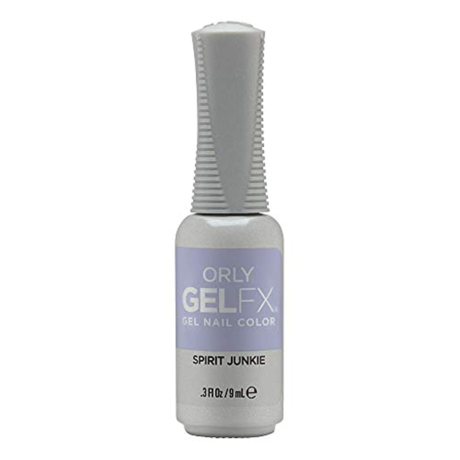 居心地の良い建設配偶者ORLY Gel FX - Radical Optimism 2019 Collection - Spirit Junkie - 0.3 oz / 9 mL