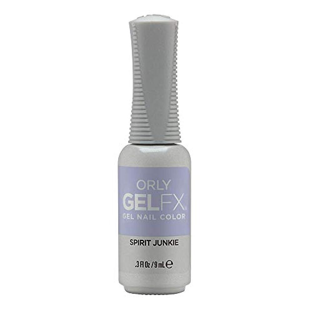 恩恵行動偽造ORLY Gel FX - Radical Optimism 2019 Collection - Spirit Junkie - 0.3 oz / 9 mL