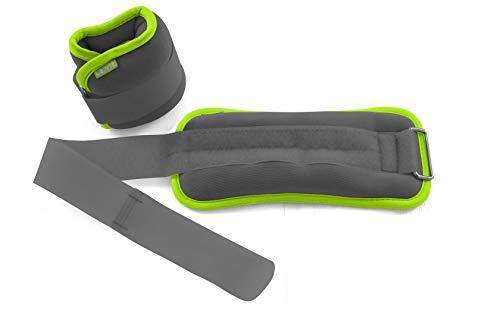 La-VIE(ラヴィ) リスト アンクル ウェイト 装着感で選ぶアンクルリスト1.0kg 2個入 手足両用
