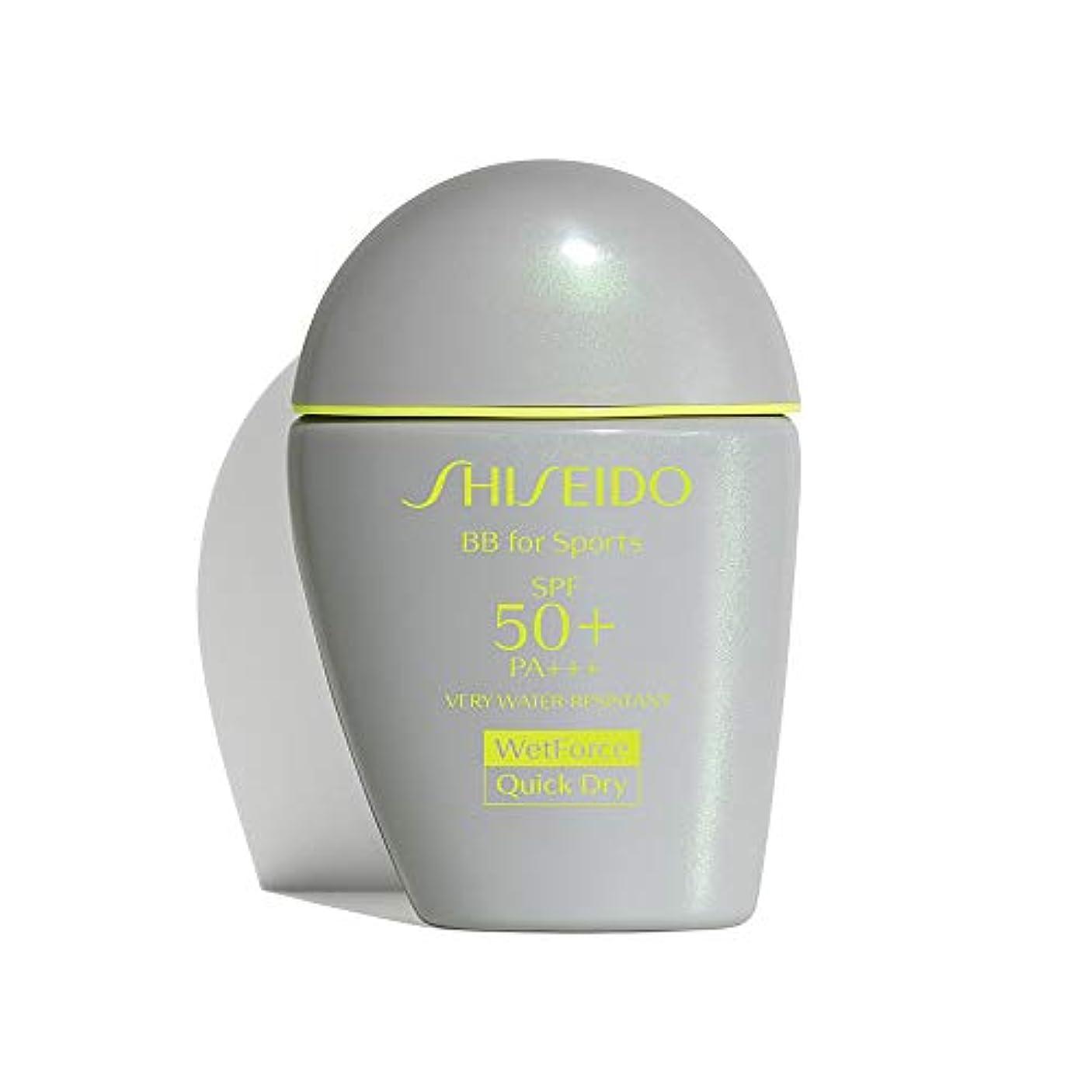 チートペスト変形SHISEIDO(資生堂) サンケア BB フォー スポーツ QD_SPF50+?PA+++ (ミディアム)