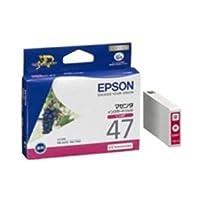 (業務用40セット) EPSON エプソン インクカートリッジ 純正 【ICM47】 マゼンタ ds-1732146