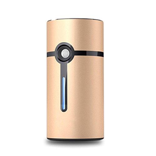 PYRUS 多機能空気清浄機 滅菌器 小型脱臭機 イオナイザー 冷蔵庫/居室/トイレ/下駄箱/ワードローブに適用する