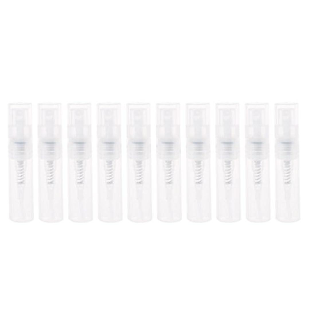 発行する火山学者ハミングバードDabixx 2ml小さいプラスチック香水スプレーの空のびんの化粧品の容器のスプレーボトル