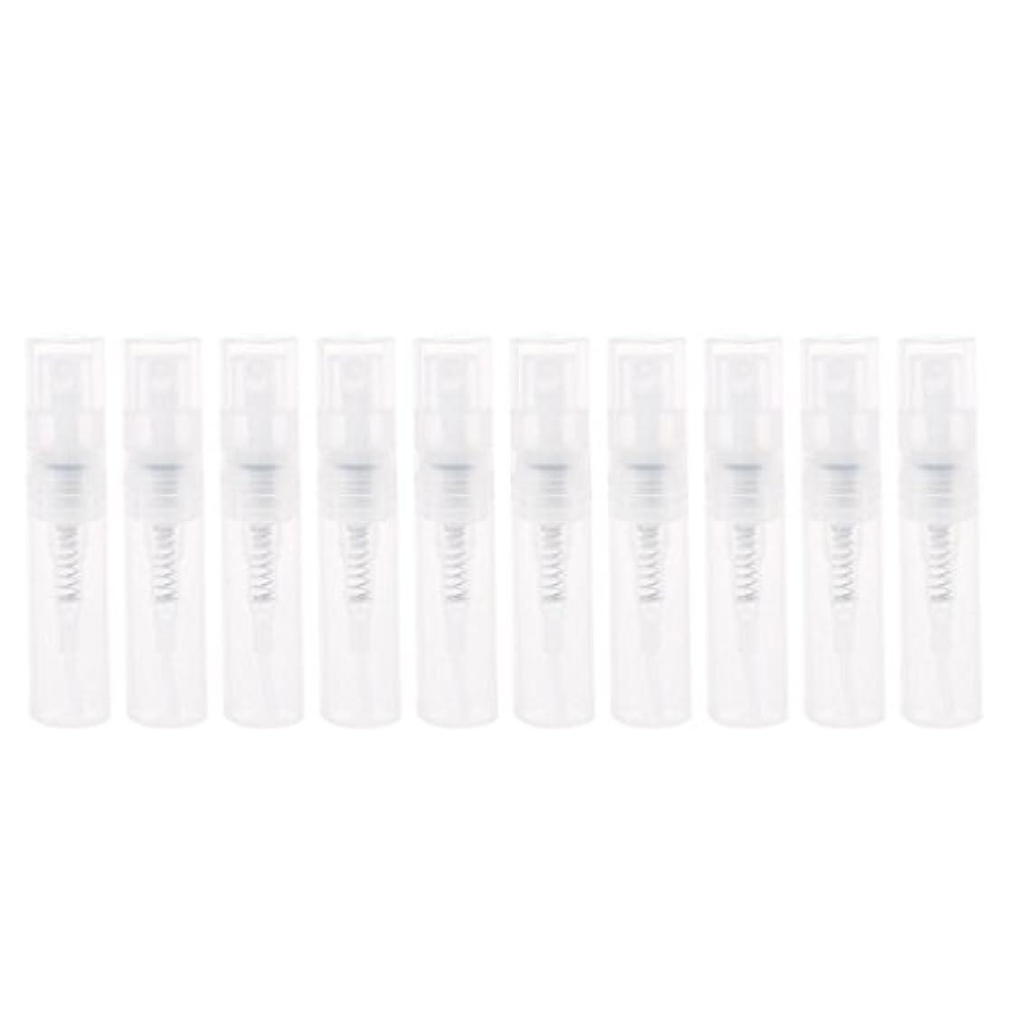 必要スイス人パスDabixx 2ml小さいプラスチック香水スプレーの空のびんの化粧品の容器のスプレーボトル