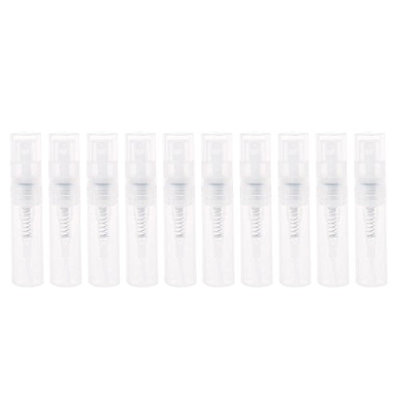 演じる逮捕感じるDabixx 2ml小さいプラスチック香水スプレーの空のびんの化粧品の容器のスプレーボトル