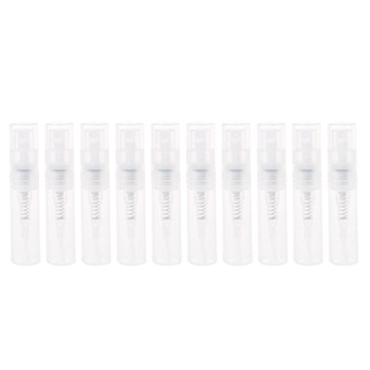 チャーター地平線通行人Dabixx 2ml小さいプラスチック香水スプレーの空のびんの化粧品の容器のスプレーボトル