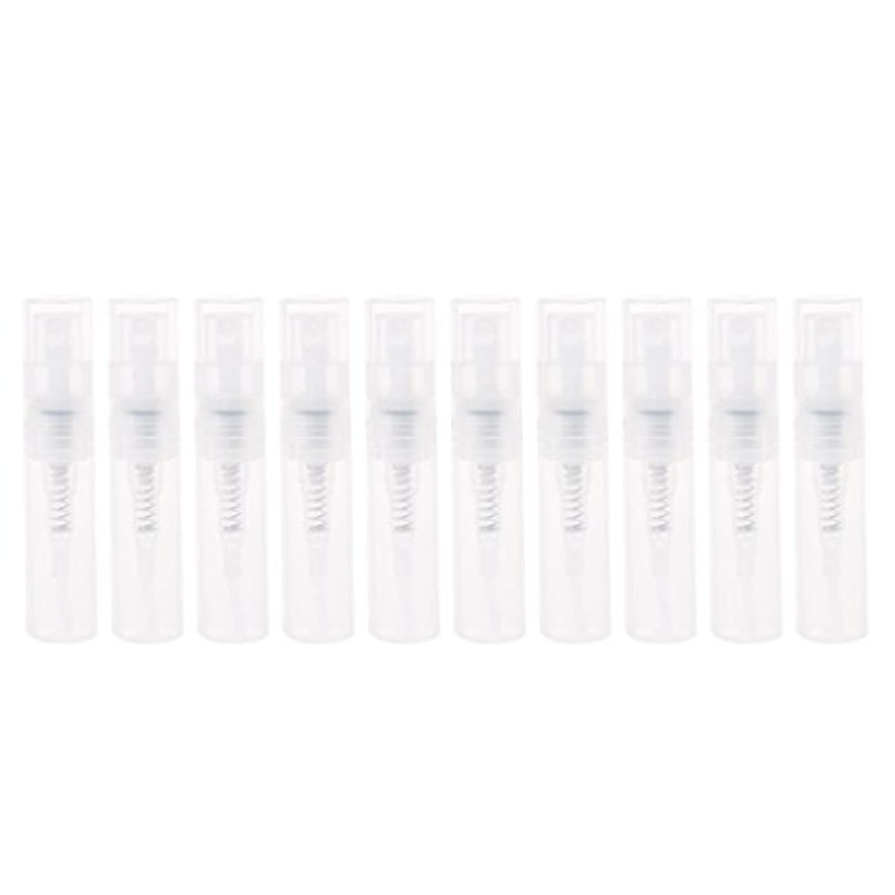 ホステス実験室昼寝Dabixx 2ml小さいプラスチック香水スプレーの空のびんの化粧品の容器のスプレーボトル