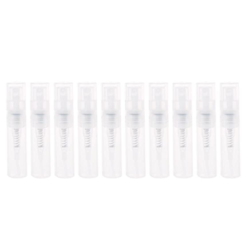 感謝する雨の現代のDabixx 2ml小さいプラスチック香水スプレーの空のびんの化粧品の容器のスプレーボトル