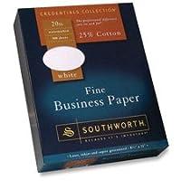 Southworthレッドルールドビジネス用紙–-403er