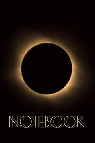 Nolebook: Solar Eclipse Notebook / Journal Lined Pages