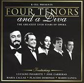 Four Tenors & A Diva