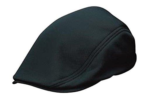 ファンクションキャップ バージョン6/吸汗速乾、UVカット機能性ハンチング帽子 ブラック