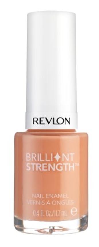 心のこもった暴露する主張Revlon Vernis à Ongles Brilliant Strength 11,7 ml N°220 Provoke