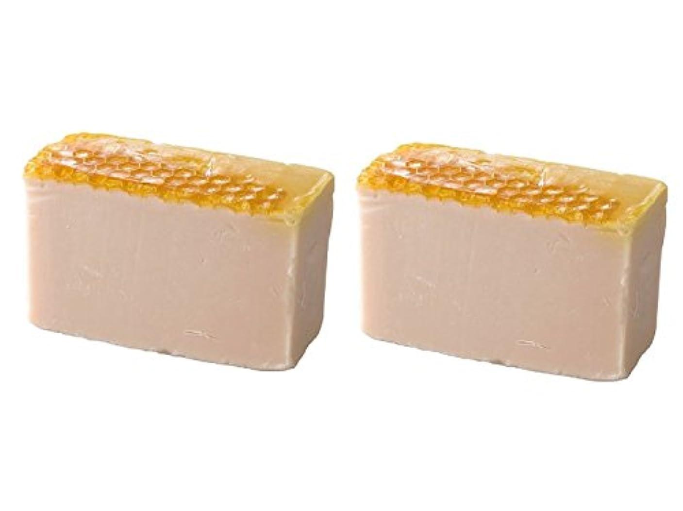 ハンカチ含意スペインラッシュ みつばちマーチ(100g)×2個セット