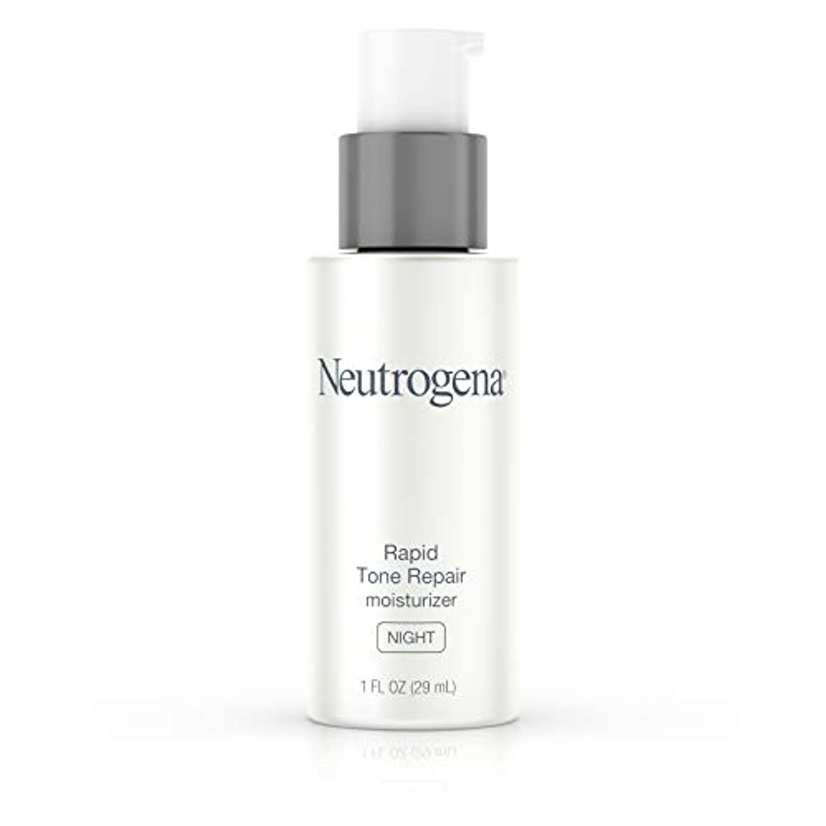 枝悪いうまれたNeutrogena Rapid Tone Repair Moisturizer Night, 1 Ounce
