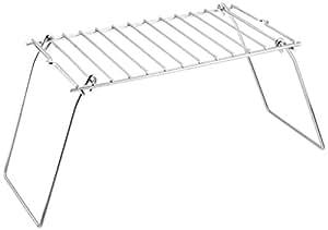 キャプテンスタッグ(CAPTAIN STAG) BBQ用 網 キャンピングセカンドグリル M-7572M-7572