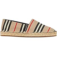BURBERRY Luxury Fashion Womens 8024957 Beige Espadrilles | Season Permanent