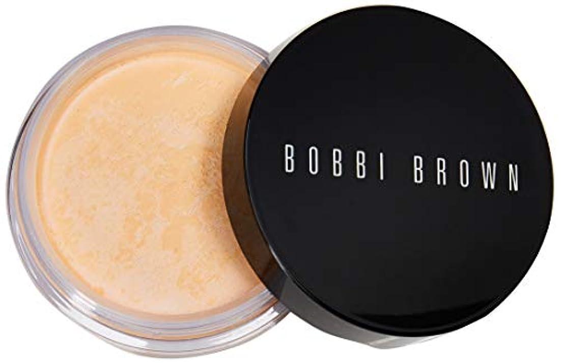 依存するハッチ上流のボビイ ブラウン Retouching Loose Powder - # Peach 8g/0.28oz並行輸入品