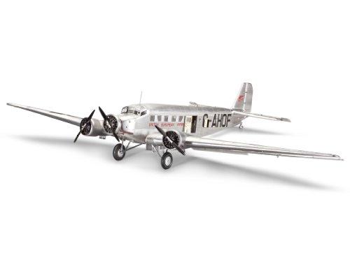 ドイツレベル 05718 1/48 ユンカース Ju52 アイコンズ&アビエイション