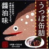 国産 うつぼ缶詰