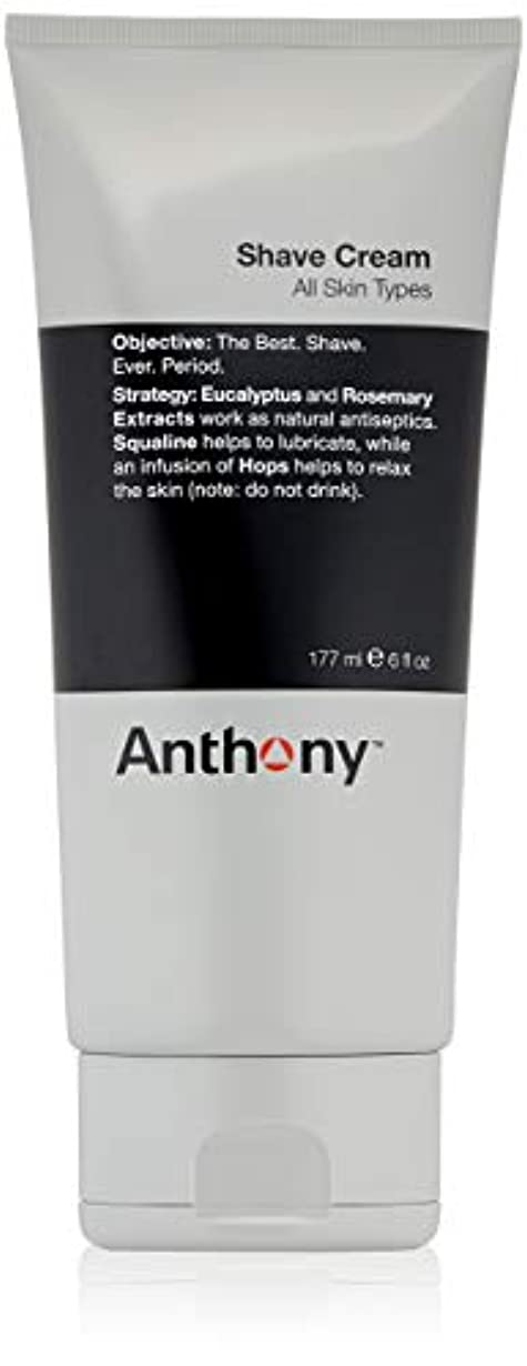 Anthony Shave Cream(Packaging may vary) [並行輸入品]