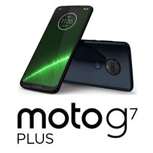 Motorola moto g7 plus ディープインディゴ[6.24インチ / メモリ 4GB ストレージ 64GB] Motorola(モトローラ) モトローラ PADU0003JP