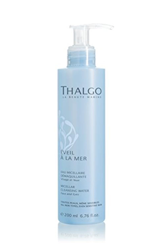 溶岩かわすブランド名タルゴ Eveil A La Mer Micellar Cleansing Water (Face & Eyes) - For All Skin Types, Even Sensitive Skin 200ml/6.76oz...