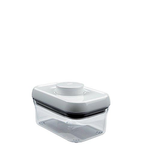 OXO 保存容器 密閉 プラスチック 0.5L ポップコンテナ レクタングル ミニ 1071402