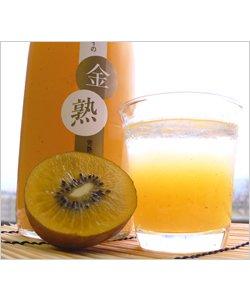キウイフルーツのお酒 金熟 720ml<ゼスプリ・ゴールドキウイ>