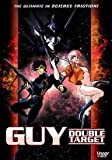Guy 1 & 2: Double Target [VHS] [Import]