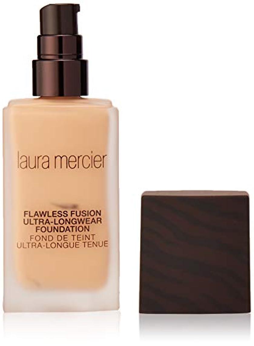 陰謀寛大なクリエイティブLaura Mercier Flawless Fusion Ultra-Longwear Foundation - Ecru 1oz (29ml)