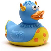 Monster Rubber Duck blue - ゴム製のアヒル …