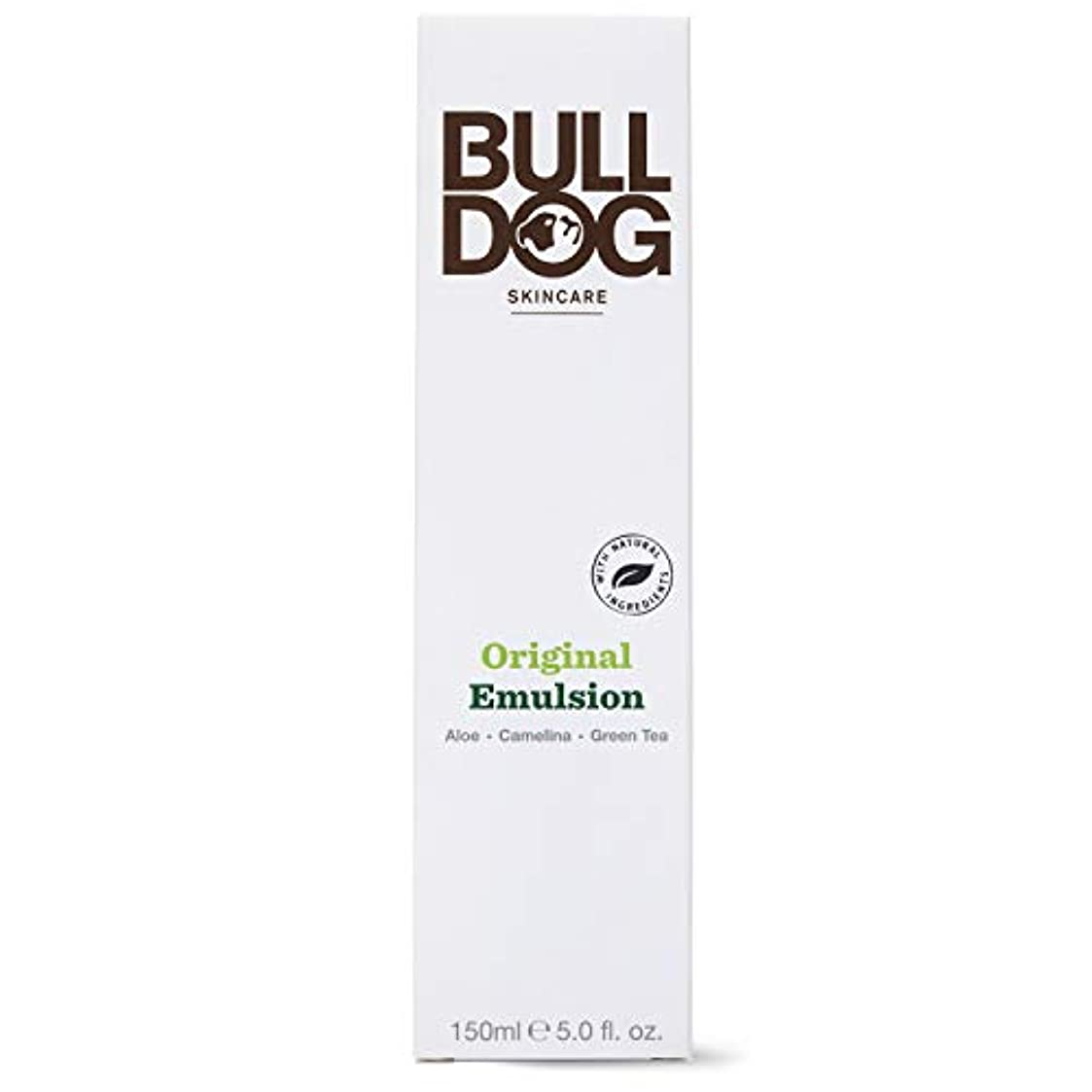 引き出し識別望まないBulldog(ブルドッグ) ブルドッグ Bulldog オリジナル エマルジョン 乳液 150ml 肌をすっきり なめらかに