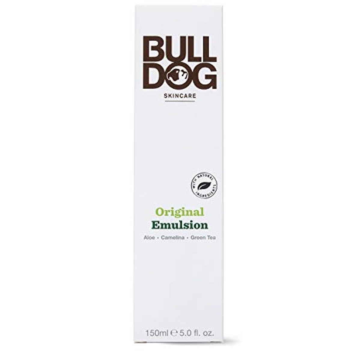 ツール濃度注文Bulldog(ブルドッグ) ブルドッグ Bulldog オリジナル エマルジョン 乳液 150ml 肌をすっきり なめらかに