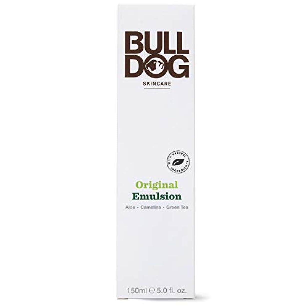 シニスバイオリン若いBulldog(ブルドッグ) ブルドッグ Bulldog オリジナル エマルジョン 乳液 150ml 肌をすっきり なめらかに
