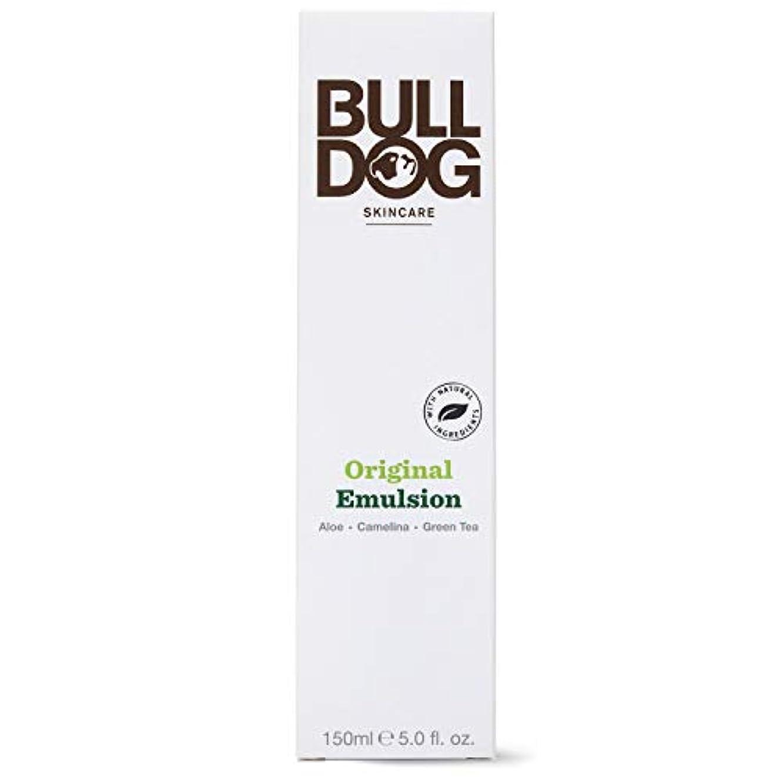 予見する認可修道院Bulldog(ブルドッグ) ブルドッグ Bulldog オリジナル エマルジョン 乳液 150ml 肌をすっきり なめらかに