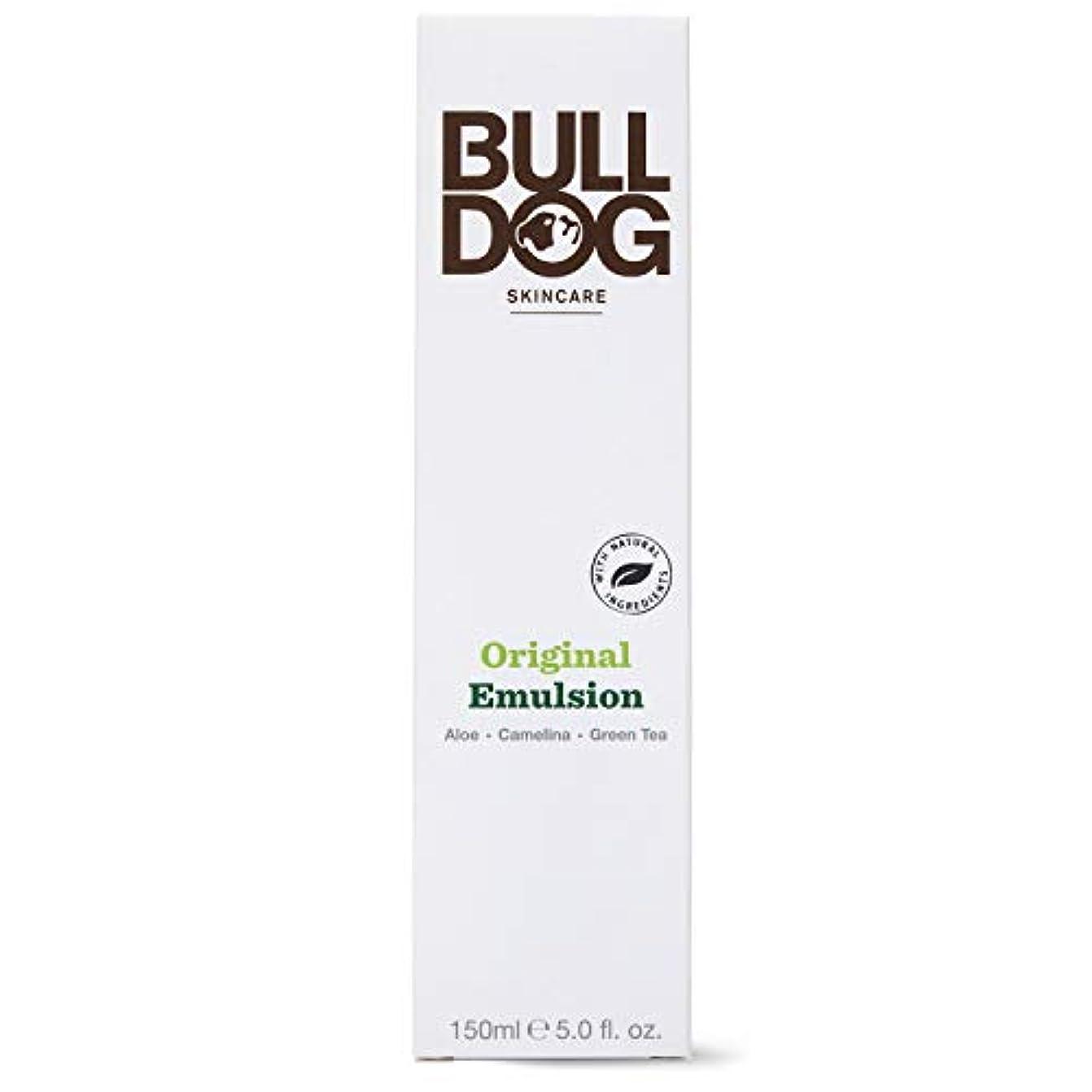 バージン代表団間Bulldog(ブルドッグ) ブルドッグ Bulldog オリジナル エマルジョン 乳液 150ml 肌をすっきり なめらかに