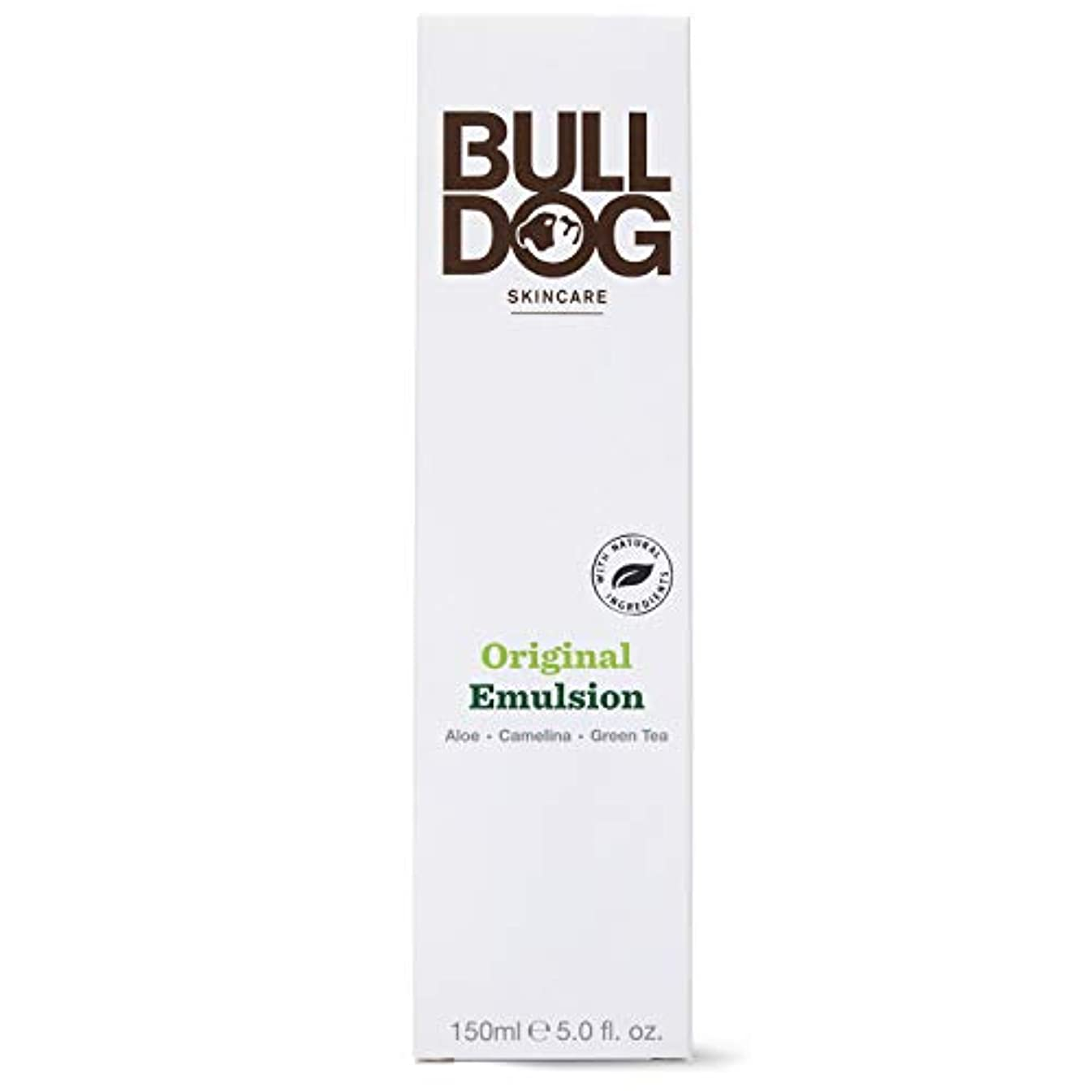 に対応する暴露ジュラシックパークBulldog(ブルドッグ) ブルドッグ Bulldog オリジナル エマルジョン 乳液 150ml 肌をすっきり なめらかに