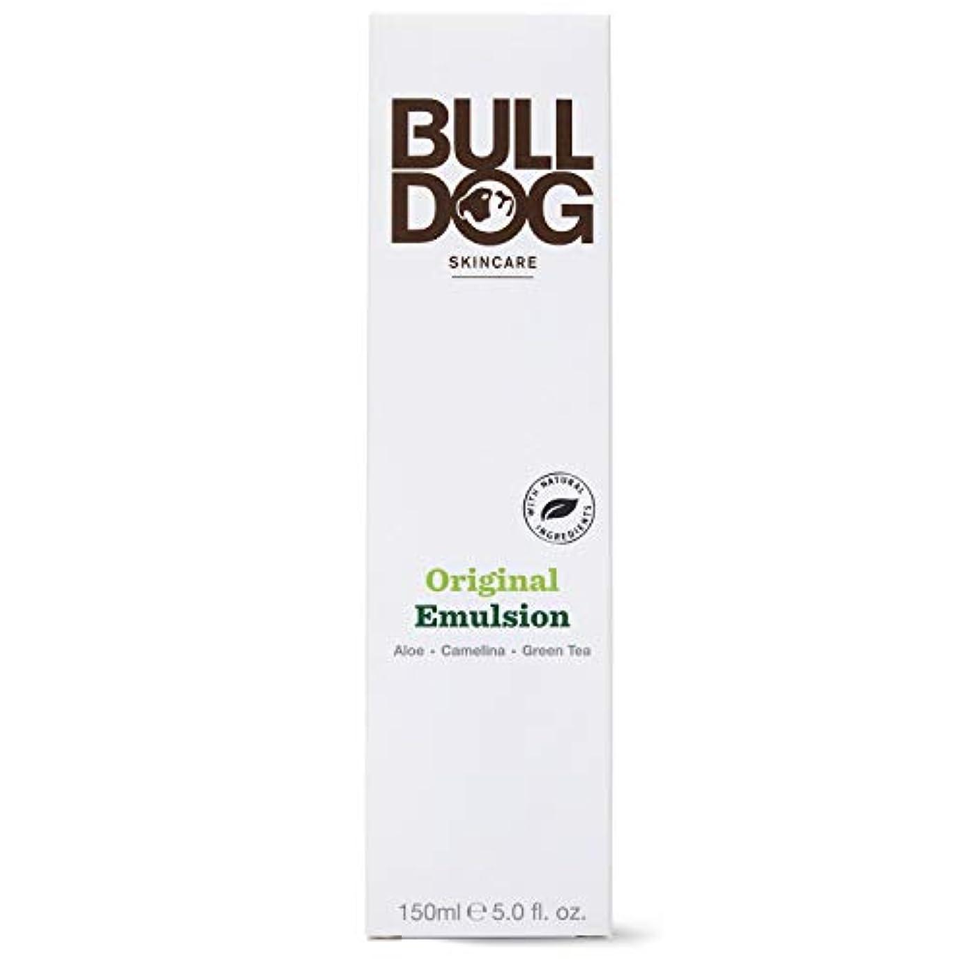 きらめき偶然自宅でBulldog(ブルドッグ) ブルドッグ Bulldog オリジナル エマルジョン 乳液 150ml 肌をすっきり なめらかに